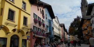 - Mesebeli város Tirolban Kitzbühel