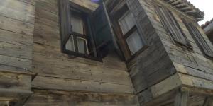 - Bulgária - Szozopoli erkélyek