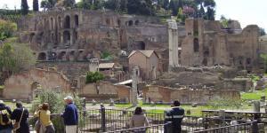 - Fórum - Róma