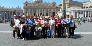 - Remek csapat Rómában