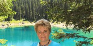 - Dél Tirol- Olaszország Karer tó