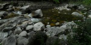 - ... most szelíd a rilai patak