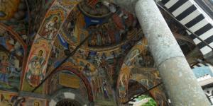 - Bulgária- Rilai kolostor